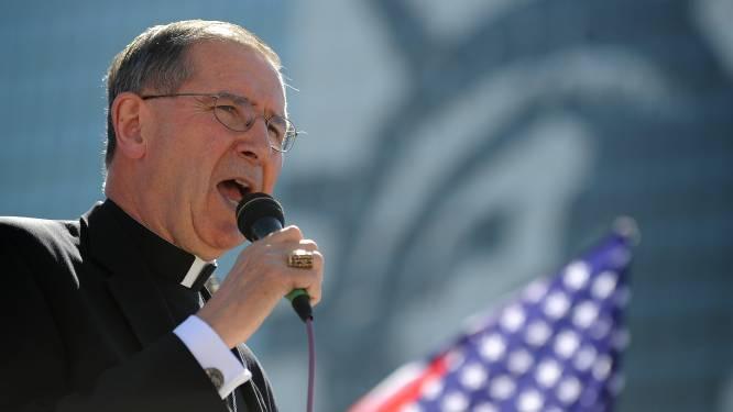 Katholieken in VS tegen deelname kardinaal Mahony aan pausconclaaf