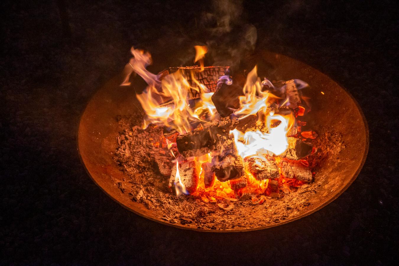 Er zal onder meer een avond rond kampvuurkoken georganiseerd worden.