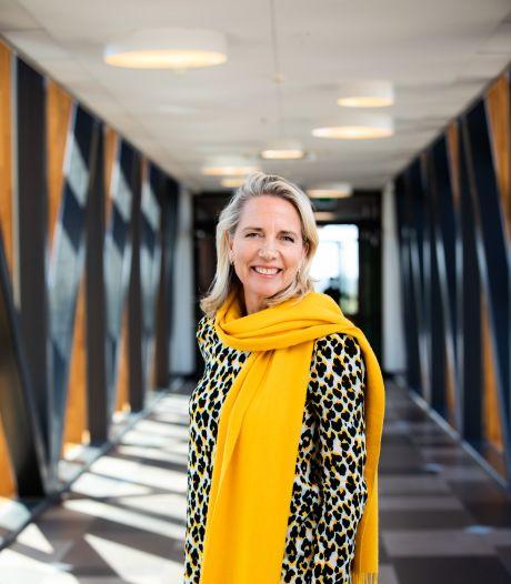 Directeur Carina Hilders van het Reinier de Graaf ziekenhuis: 'We zijn op alles voorbereid'