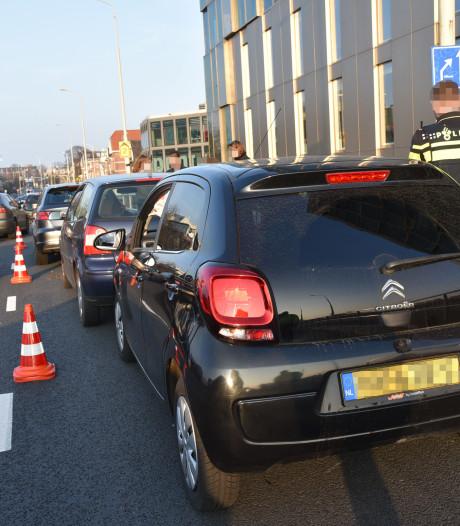 Kettingbotsing Graafseweg zorgt voor vertragingen in Nijmegen