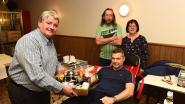 Yvan De Neve kwam al voor de 100ste keer bloed doneren