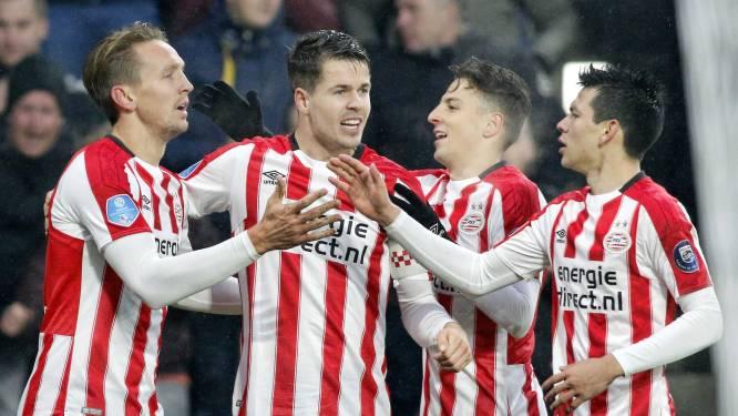 Is het kampioenschap beslist als PSV zondag Ajax verslaat?