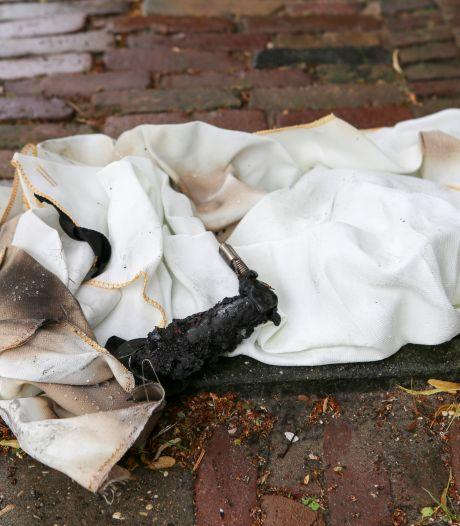 Oeps! Crème brûlée-brander veroorzaakt brand in Mijdrecht