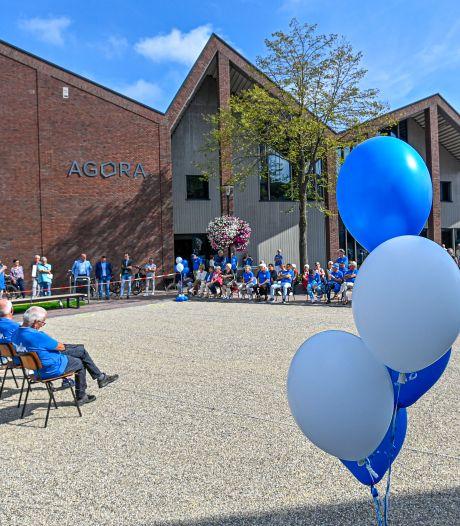 Nieuw plein en jeu-de-boulesbanen in opgeknapt centrum Rucphen