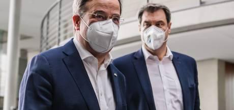 Strijd om de opvolging van Merkel: CDU en CSU moeten uit twee kroonprinsen één kiezen
