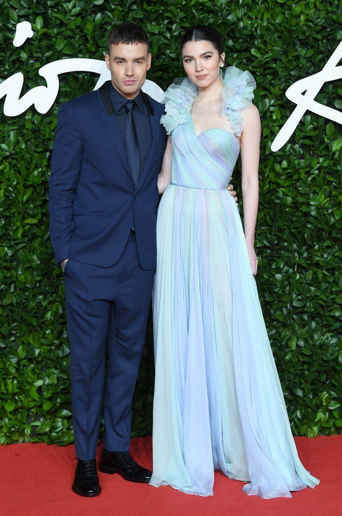 Liam Payne en Maya Henry