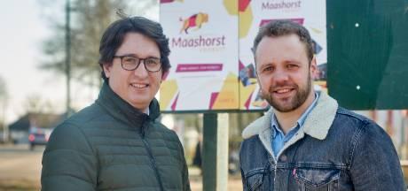 Maashorst Vooruit geeft vol gas naar  coalitie met gelijkgezinden