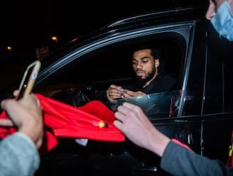 Rode Duivels vannacht al geland op Charleroi, spelers verlaten meteen Basecamp in Tubeke en trekken huiswaarts
