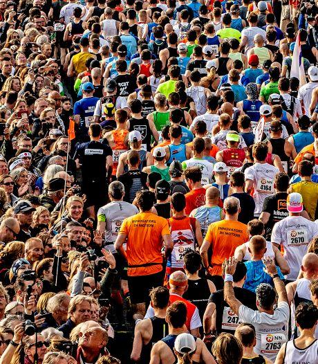 Rotterdam Marathon gaat vrijwel zeker door: 'Er zijn al verschillende scenario's uitgewerkt'