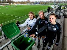 Natuurorganisatie vindt dat sportclubs afval moeten scheiden