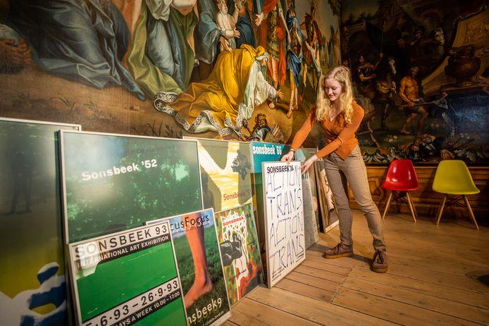 Archief van oudere Sonsbeektentoonstellingen, waaronder alle posters te vinden zijn.