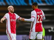 Ajax profiteert bij Heracles van flater PSV en reist met goed gevoel naar Lille