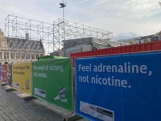 """WK Wielrennen in Leuven is rookvrij en mondmasker is niet verplicht: """"Maar wel aangeraden als het druk is en je geen afstand kan houden"""""""