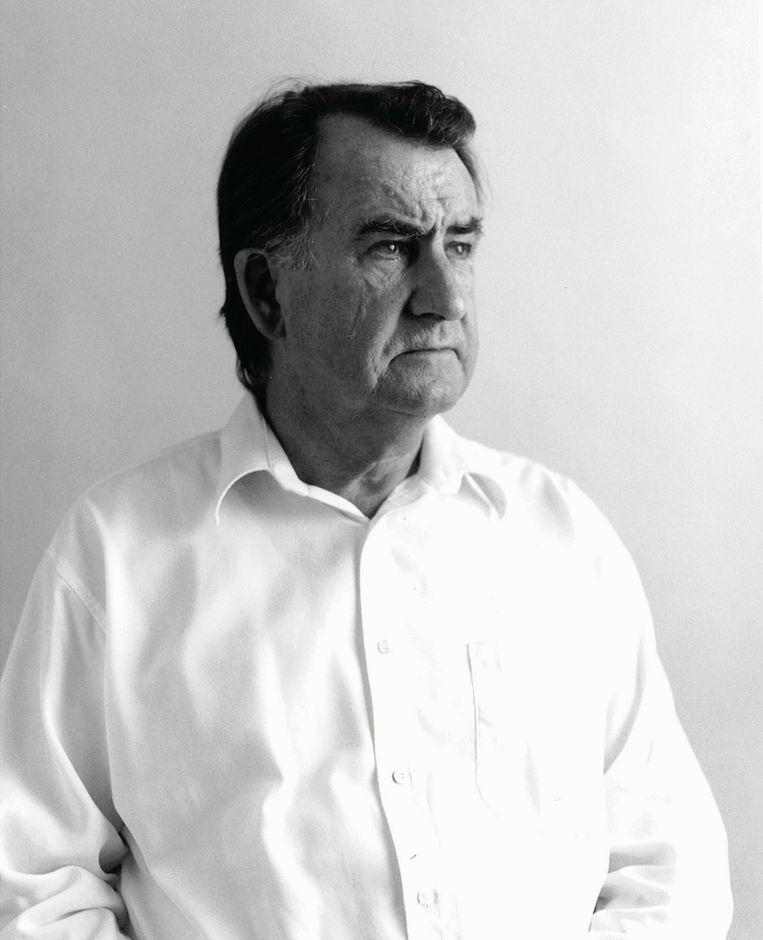 Gerald Murnane Beeld Ian Hill