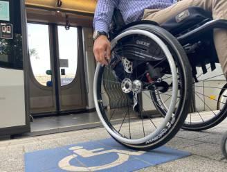 Rubberen boorden maken Brusselse trams toegankelijker voor rolstoelgebruikers