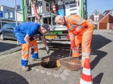 'Sinkholes vormden geen risico in De Leyens'