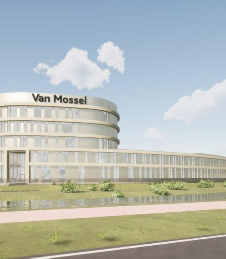 Autogigant Van Mossel bouwt blikvanger langs A59: nieuwbouw in Waalwijk eind 2022 klaar