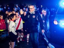 Ernstig zieke Peter van UD uit Deventer genomineerd voor Clubheld van het Jaar
