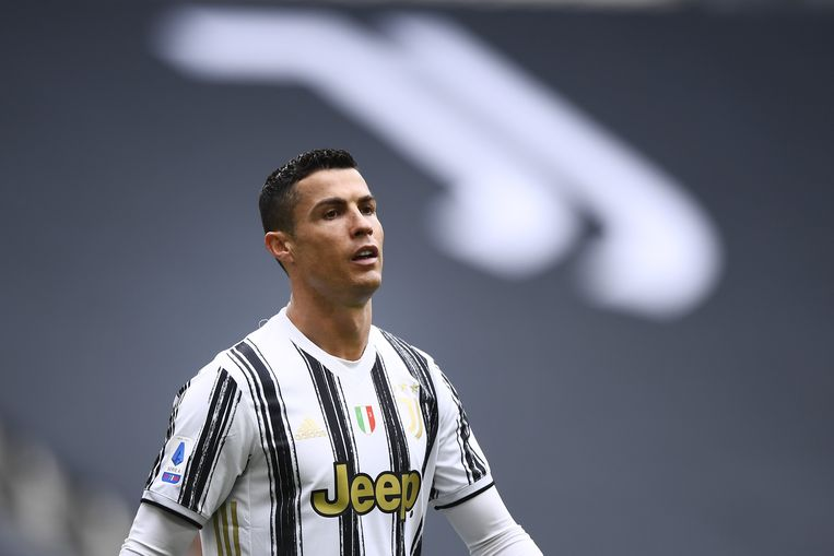 Het Juventus van Cristiano Ronaldo zou deel uitmaken van de Super League. Beeld Photo News