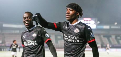 PSV begroet Noni Madueke vrijwel zeker weer in de wedstrijdselectie en moet nog wat knopen doorhakken