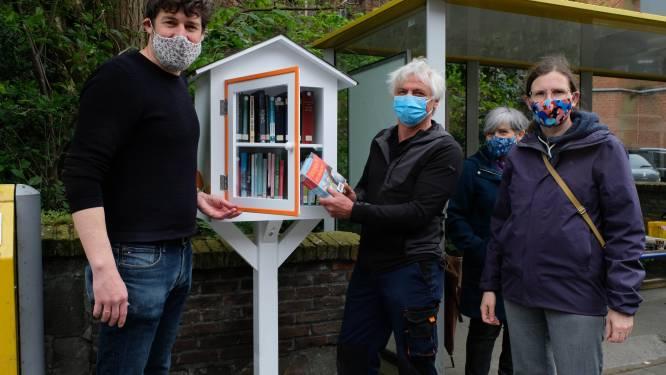 Rumst lanceert boekenruilkastjes 'minibibs' op verschillende locaties