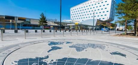 Voorterrein en boulevard Eindhoven Airport maken kans op architectuurprijs