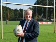 Michiel Campagne zet rugbyclub Eemland op de kaart: 'Ik kon voor de elfde keer geen nee zeggen'