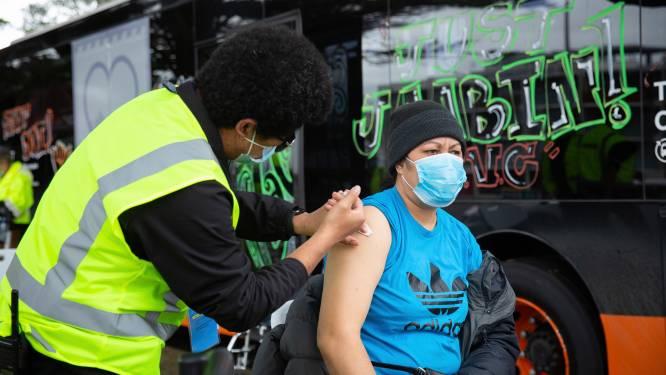 Nieuw-Zeeland heft lockdown pas op als 90 procent van inwoners volledig is gevaccineerd