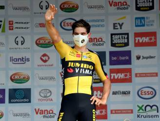 """Wout van Aert blikt vooruit naar eerste rit en mikt hoog: """"Natuurlijk denk ik aan geel"""""""
