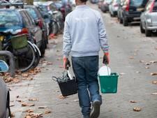 Oplichtende Ierse klusjesman actief in Linschoten