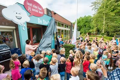 Nieuwbouw voor De Stuifhoek, maar gaat een deel van het schoolplein verloren aan woningbouw?