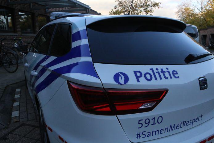 De politie trok het rijbewijs van de jongeman meteen in.