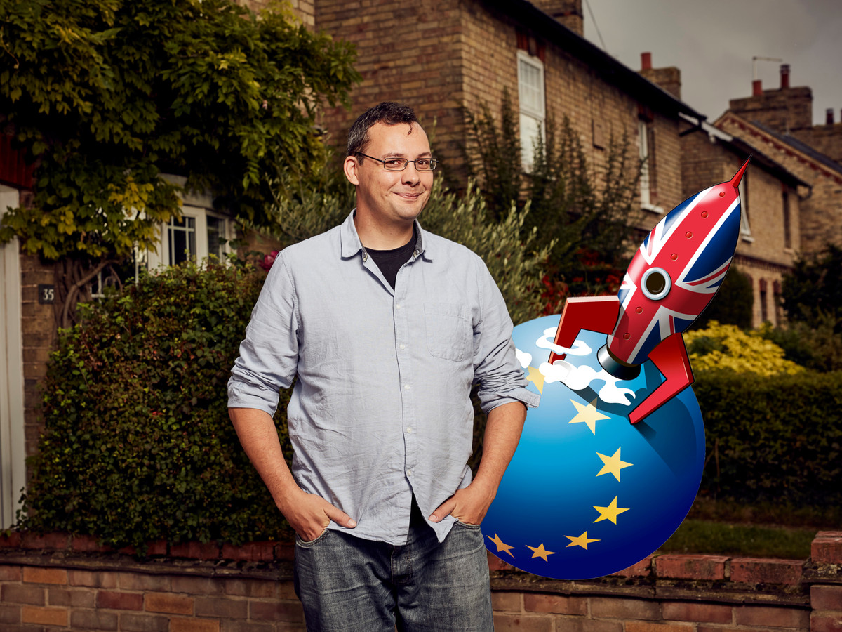 Pete North blogt over de brexit: ,,Ik houd er niet van als politici tegen mij liegen'