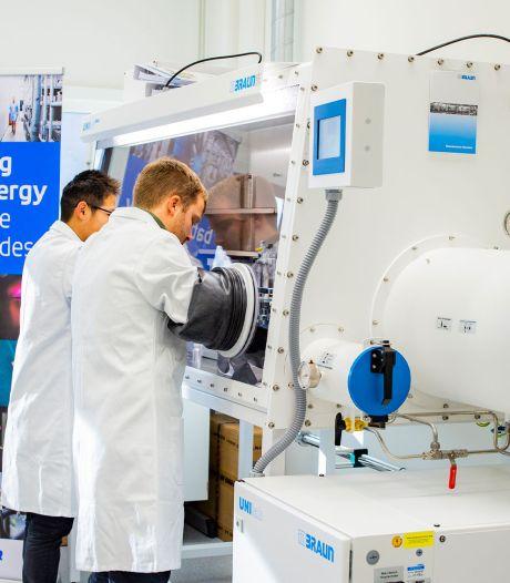 22 miljoen euro voor Eindhovense fabriek die 'superbatterij' in ontwikkeling heeft