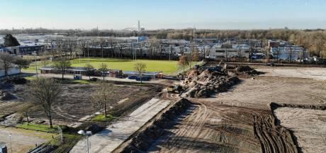 FC Utrecht mag doorgaan met bouwen op Sportpark Overvecht, maar op eigen risico