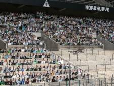 "Plus de 12.000 fans... en carton à Mönchengladbach: ""Fantastique"""
