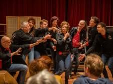 Improviseren in Almkerk: een opera met als thema... scheerschuim!