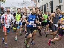 En opnieuw gaat er een streep door de Run Bike Run in Borne