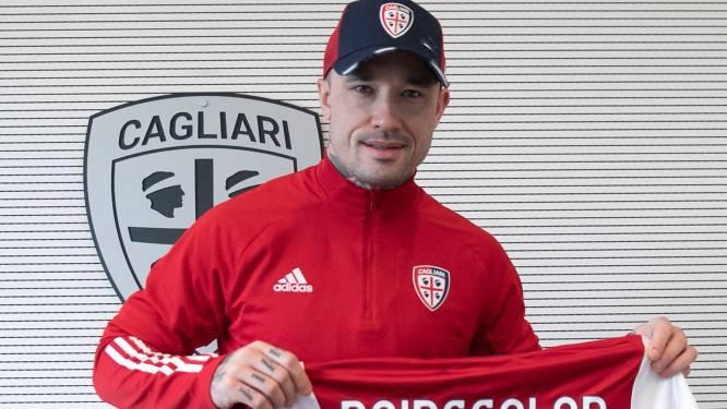 """Radja Nainggolan wil snel weer uitblinken bij Cagliari: """"Keer terug met veel goesting"""""""