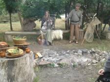 Vikingen nemen IJzertijdboerderij in Dongen over