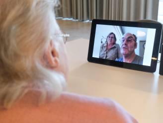 """Nieuw en eenvoudig videobellen met bewoners in woonzorgcentra: """"Om eenzaamheid te bestrijden"""""""