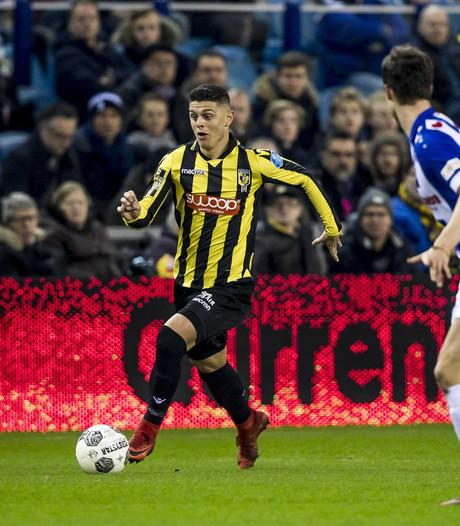 Kansen genoeg, maar Vitesse laat Heerenveen ontsnappen