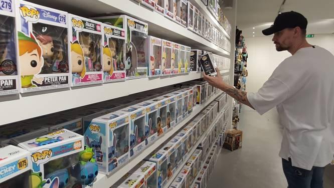 Mensen komen uit het hele land naar deze Bredase speelgoedwinkel waar maar één product wordt verkocht