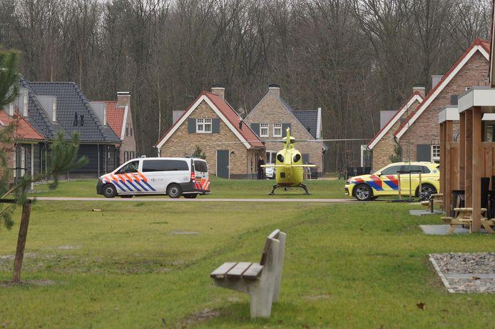 Kind zwaargewond na val uit raam vakantiehuisje in Kaatsheuvel