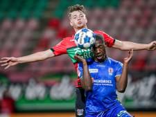 NEC ontkent transfer talent Syb van Ottele naar SC Heerenveen