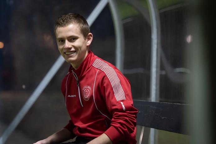 Gesta-voetballer Timo Voeten