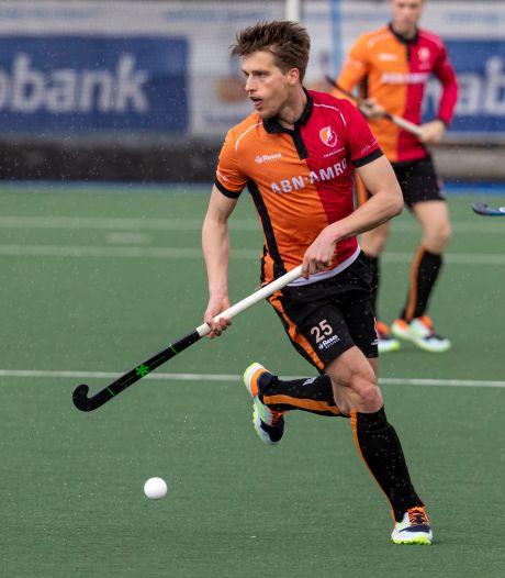 Kind van de club, Bram Huijbregts, verlaat Oranje-Rood