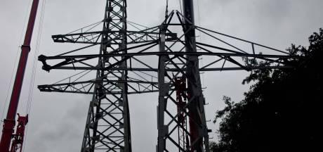 Zo'n 1500 huishoudens in Apeldoorn uur zonder stroom