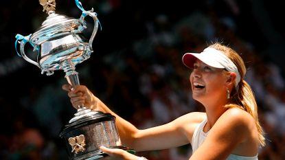 """Sharapova deelt in tijden van isolatie telefoonnummer met de wereld: """"Een goed recept is ook welkom"""""""