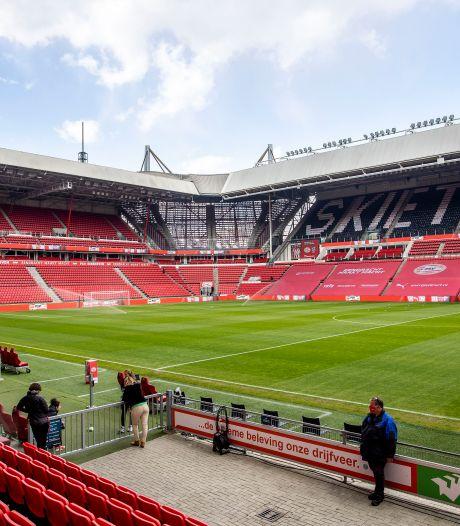 PSV zet de poort van het Philips Stadion bijna elke dag open voor publiek